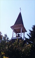 Image for Trinity Episcopal Church Bell Tower - Ashland, OR