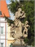 Image for St. John of Nepomuk - Hermanuv Mestec, Czech Republic