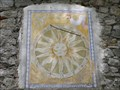 Image for San Pietro in Monte Sundial, Liguria, Italy