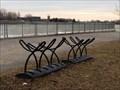 Image for Support à vélo - Parc de la Pointe-de-l'île - Terrebonne, Québec, Canada