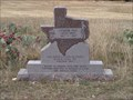 Image for Van Roberts Chisholm Trail Memorial - Forestburg, TX