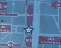 Image for St. Joseph Hall Map - Santa Clara, CA