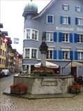 Image for Marktplatzbrunnen - Laufenburg, AG, Switzerland