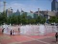 Image for Olympic Fountain of Rings - Atlanta, Georgia