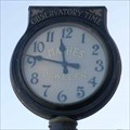 Image for Town Clock - Ferndale Main Street Historic District - Ferndale, California