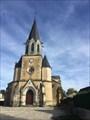 Image for Repère géodésique de l'église de Vendoeuvres