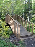 Image for Houghton Falls Trail Bridge – Washburn, WI