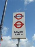 Image for Edgware Bus Station - Station Road, London, UK