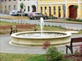 Image for Town Fountain - Usov, Czech Republic