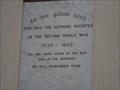 Image for To Our Gallant Dead - Wauchope Cenotaph, NSW, Australia