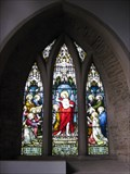 Image for St Mary's Church Windows - Salford, Bedfordshire, UK
