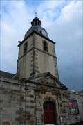 Image for Le Clocher de l'Ancienne église Saint-Méen - Cancale, France