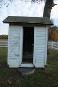 Image for Dewey School Outhouses - Munith, MI
