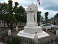 Image for Le monument aux morts - Beaulieu-les-Fontaines, France