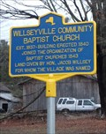 Image for Willseyville Community Baptist Church - Willseyville, NY