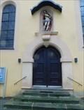 Image for Katholische Klosterkirche St. Petrus von Alcantara - Kronach, Bayern, Deutschland