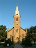 Image for St. Ann's Catholic Church - Walker, Kansas