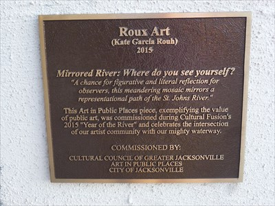 Mirrored river where do you see yourself jacksonville fl mirrored river where do you see yourself jacksonville fl mosaics on waymarking solutioingenieria Image collections