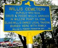 Image for Willis Cemetery - Vestal, NY