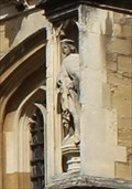 Image for King Edward IV of England -- St. George's Chapel, Lower Ward, Winsdor Castle, Windsor, Berkshire, UK