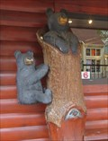 Image for Three Bears - Wood Carving - Gatlinburg, Tennessee, USA.