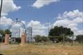 Image for El Granjeno Cemetery Arch -- Granjeno TX