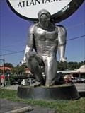 Image for Atlas Statue - Buckhead, Georgia