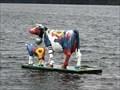 Image for Kühe auf dem Dieksee - Malente, Schleswig-Holstein, Germany