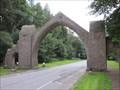 Image for Dalhousie Memorial Arch - Edzell, Angus.