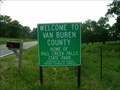 Image for Welcome to Van Buren County, Tennessee, Home of Fall Creek Falls State Park