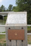 Image for Old Army Bridge over the Platte River -- Ft Laramie NHS, nr Ft Laramie WY