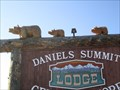 Image for The Three Bears Daniel Summit - Utah