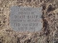 Image for Ted and Alice Baker Memorial Flagpole - West Fork AR