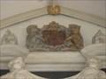 Image for Egerton Coat of arms - Little Gaddesden, Hert's