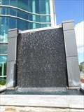 Image for Le mur fontaine.  -Terrebonne.  -Québec.