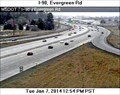 Image for I-90 at Evergreen Road - Spokane Valley, WA