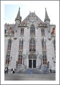 Image for Lions of  Provincial Court  - Bruges - Belgium