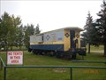 Image for Northern Alberta Railway Caboose No.13001 - Hythe, Alberta
