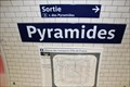 Image for Station de Metro Pyramides - Paris, France