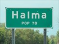 Image for Halma MN - Pop 78