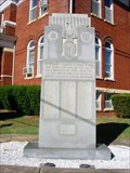 Image for World War 2 Memorial ~ Monroe County, Tennessee