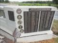 Image for Bergs Mill Veterans Memorial Bridge - San Antonio, TX