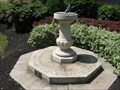 Image for Buffalo General Hospital Sundial - Buffalo, NY
