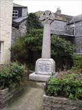 Image for Mevagissey War Memorial, Cornwall UK