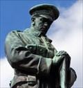 Image for WW1 Soldier - War Memorial - Llandovery, Carmarthenshire, Wales