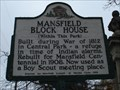 Image for Mansfield Block House - Mansfield, OH