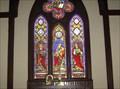 Image for Virgin Mary Panels, St Mary's Espicopal Church, Green Cove Springs, Fla