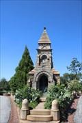 Image for Robert Richards Mausoleum -- Oakland Cemetery, Atlanta, GA