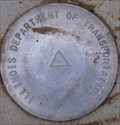 Image for US Hwy 20 Illinois DOT Benchmark