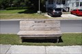 Image for Mollycheck Bench - Water Front Park Area - Southport, NC